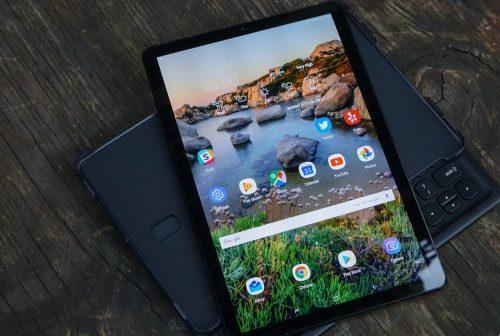 Samsung Galaxy Tab S5e se filtra inesperadamente