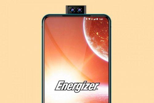 Energizer Power Max P18K Pop: batería 18000 mAh y cámara dual emergente