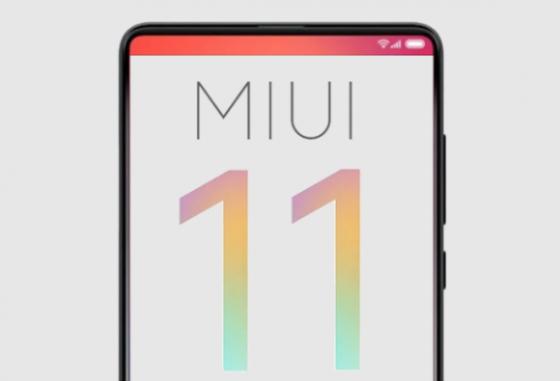 Xiaomi versión MIUI 11