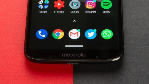 La familia Motorola Moto G6 y el Z3 Play están recibiendo Android Pie