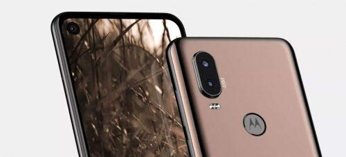 Motorola Moto P40 con un procesador propio de Samsung