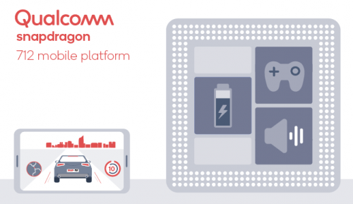 Qualcomm Snapdragon 712: nuevo chip para móviles de gama media