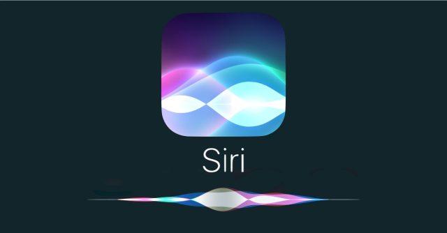Asistente virtual Siri de Apple