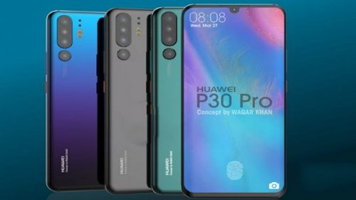 Especificaciones del Huawei P30, P30 Lite y P30 Pro