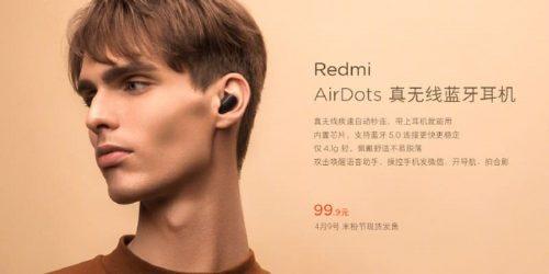 Redmi Airdots: auriculares inalámbricos baratos