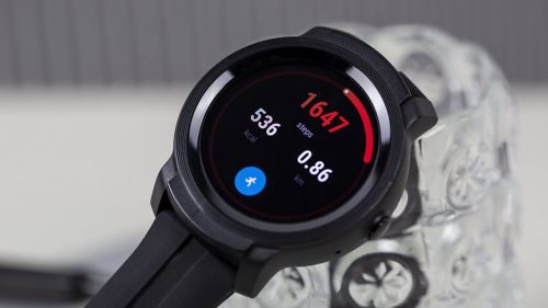 Review Smartwatch Ticwatch E2
