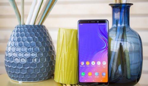 Samsung Galaxy A9 2018 empieza a recibir Android Pie
